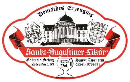 Sankt Augustiner Likör